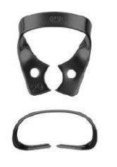 №29-B с черным покрытием, кламп для клыков и премоляров верхней и нижней челюсти - фото 4537