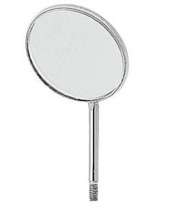 Asa Dental Зеркало без ручки, не увеличивающие, диаметр 26 мм ( №6 ). - фото 4671