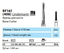 Хирургическая фреза для кости RF161 Lindemann - фото 4780