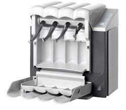 QUATTROcare PLUS 2124А - аппарат для чистки, смазки и ухода за четырьмя наконечниками одновременно - фото 4847