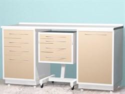ARKODENT-4 - комплект мебели для стоматологического кабинета - фото 4883