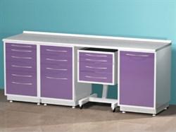 ARKODENT-3 - комплект мебели для стоматологического кабинета - фото 4884
