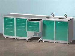 ARKODENT-2 - комплект мебели для стоматологического кабинета - фото 4885