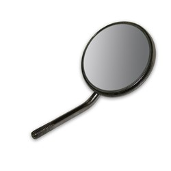 Зеркало Optima, плоское размер 6/26мм, 11-6-SS - фото 5393