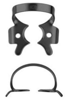 Кламп коффердам для моляров №3-B с черным покрытием (Dentech, Япония) - фото 5448