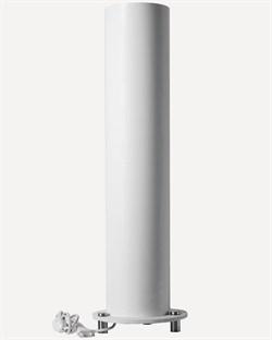"""ЧИСТЫЙ ВОЗДУХ"", V-45w рециркулятор бактерицидный для обеззараживания воздуха (закрытого типа)15w*3 шт (45w), лампы 3 шт. - фото 6525"