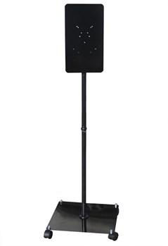 Мобильная стойка для диспенсера на колёсиках Титан СД-2 - фото 6575