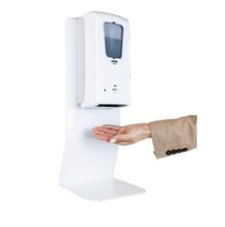 HÖR-DE-006A Автоматический дозатор для дезинфицирующих средств с настольной стойкой - фото 6658