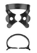 №27-B с черным покрытием, кламп для клыков и премоляров верхней и нижней челюсти