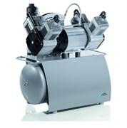 Компрессор Quattro с мембранным осушителем без кожуха на 4 установки