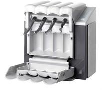QUATTROcare PLUS 2124А - аппарат для чистки, смазки и ухода за четырьмя наконечниками одновременно