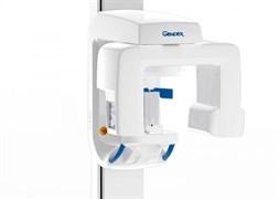Панорамный рентгеновский аппарат GXDP-300 без возможности дооснащения модулями цефалостата и 3D.